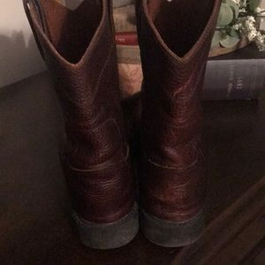 Justin Boots Shoes - Justin Ropers